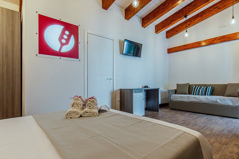 Bed & Breakfast in Sila Piccola